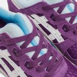 Женские кроссовки ASICS Gel-Lyte III Purple/White фото- 6