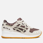 Женские кроссовки ASICS III Valentines Pack Dark Brown/Sand фото- 0