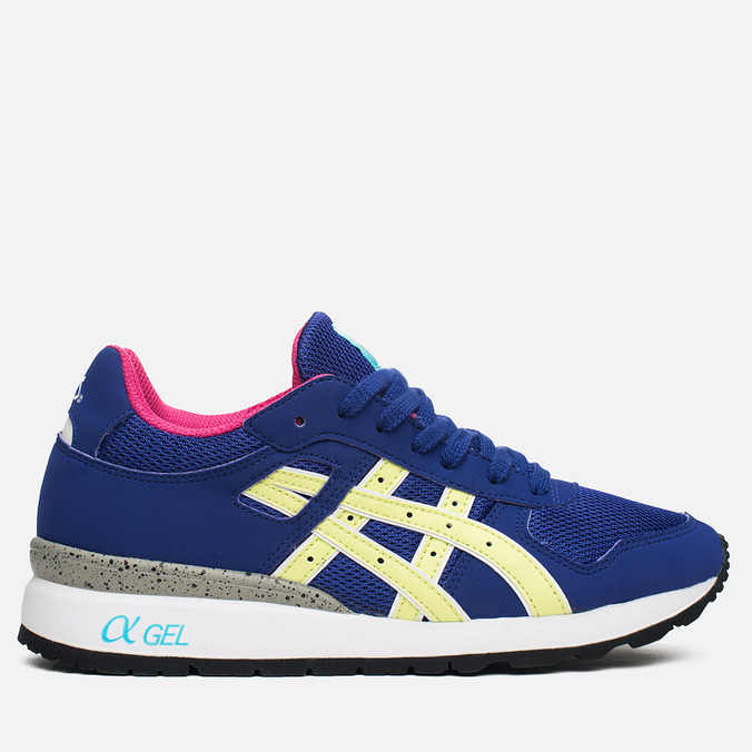 Женские кроссовки ASICS GT-II 90s Oddity Pack Dark Blue/Magenta