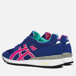 Женские кроссовки ASICS GT-II 90s Oddity Pack Dark Blue/Magenta фото- 2