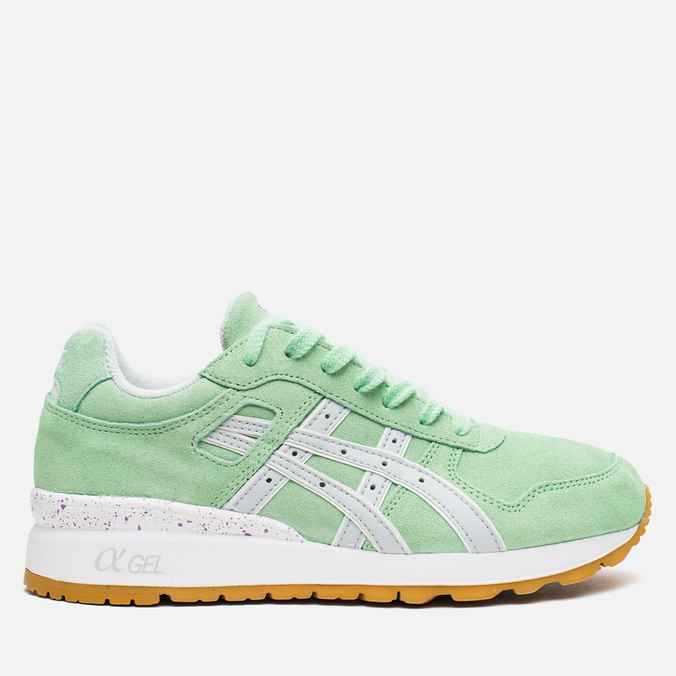 Женские кроссовки ASICS GT-II Easter Pack Green Ash/Soft Grey