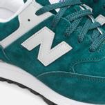 Женские кроссовки New Balance W576PTG Dark Green фото- 5