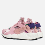 Женские кроссовки Nike Air Huarache Run Print Pink Glaze/Varsity Purple фото- 2