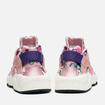 Женские кроссовки Nike Air Huarache Run Print Pink Glaze/Varsity Purple фото- 3