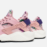 Женские кроссовки Nike Air Huarache Run Print Pink Glaze/Varsity Purple фото- 5