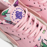 Женские кроссовки Nike Air Huarache Run Print Pink Glaze/Varsity Purple фото- 6