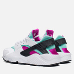 Женские кроссовки Nike Air Huarache Run White/Artisan Teal фото- 2