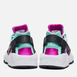 Женские кроссовки Nike Air Huarache Run White/Artisan Teal фото- 3