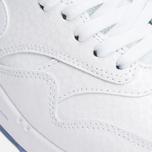 Женские кроссовки Nike Air Max 1 PRM White/Metallic Silver фото- 7