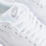 Женские кроссовки Nike Air Max 1 PRM White/Metallic Silver фото- 6