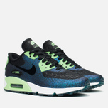Женские кроссовки Nike Air Max 90 Hyp WC QS Black/Teal/Vapor Green фото- 1
