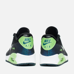 Nike Air Max 90 Hyp WC QS Women's Sneakers Black/Teal/Vapor Green photo- 3