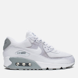 Женские кроссовки Nike Air Max 90 Print White/Wolf Grey фото- 0