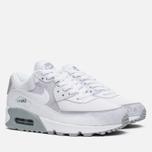 Женские кроссовки Nike Air Max 90 Print White/Wolf Grey фото- 1
