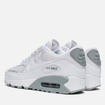 Женские кроссовки Nike Air Max 90 Print White/Wolf Grey фото- 2