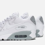 Женские кроссовки Nike Air Max 90 Print White/Wolf Grey фото- 5
