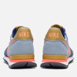Женские кроссовки Nike Internationalist Blue Legend/Sunset Glow фото- 3