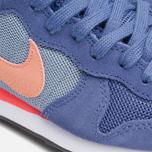 Женские кроссовки Nike Internationalist Blue Legend/Sunset Glow фото- 7