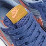 Женские кроссовки Nike Internationalist Blue Legend/Sunset Glow фото- 6