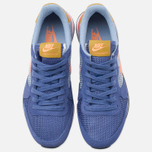 Женские кроссовки Nike Internationalist Blue Legend/Sunset Glow фото- 4