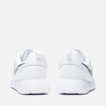 Женские кроссовки Nike Roshe One BR White/Metallic Platinum фото- 3
