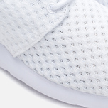 Женские кроссовки Nike Roshe One BR White/Metallic Platinum фото- 5