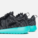 Женские кроссовки Nike Roshe One Knit Jacquard Wolf Grey/Black/Light Retro фото- 7