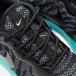 Женские кроссовки Nike Roshe One Knit Jacquard Wolf Grey/Black/Light Retro фото- 6