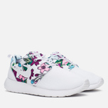 Женские кроссовки Nike Roshe One Print White/Bold Berry фото- 1