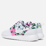Женские кроссовки Nike Roshe One Print White/Bold Berry фото- 2
