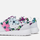 Женские кроссовки Nike Roshe One Print White/Bold Berry фото- 7