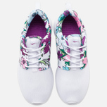 Женские кроссовки Nike Roshe One Print White/Bold Berry фото- 4