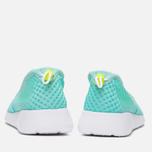 Женские кроссовки Nike Roshe One Slip Artisan Teal/White/Volt фото- 3