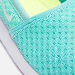 Женские кроссовки Nike Roshe One Slip Artisan Teal/White/Volt фото- 5
