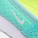 Женские кроссовки Nike Roshe One Slip Artisan Teal/White/Volt фото- 6