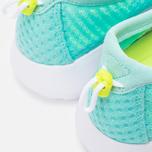 Женские кроссовки Nike Roshe One Slip Artisan Teal/White/Volt фото- 7