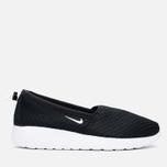 Nike Roshe One Slip Women's Sneakers Black/White photo- 0