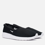 Nike Roshe One Slip Women's Sneakers Black/White photo- 1