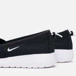 Nike Roshe One Slip Women's Sneakers Black/White photo- 7