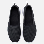 Nike Roshe One Slip Women's Sneakers Black/White photo- 4