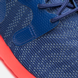Женские кроссовки Nike Rosherun Knit Jacquard Cool Blue/Hot Lava фото- 5