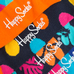 Комплект носков Happy Socks Big Dot Box Multicolor (pack x4) фото- 3