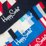 Комплект носков Happy Socks Filled Optic Box (pack x4) фото- 3