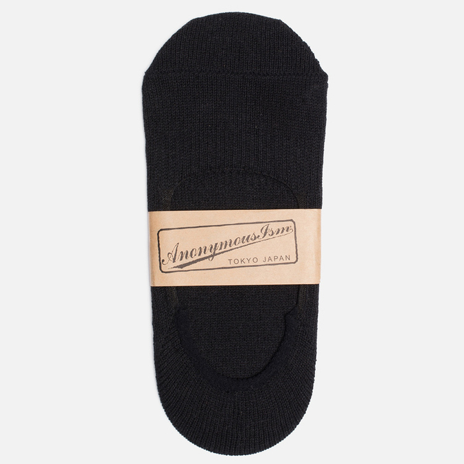 Anonymous Ism Intact Step Socks Black
