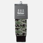 Мужские носки Barbour Camo Olive/Black фото- 0