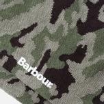 Мужские носки Barbour Camo Olive/Black фото- 2