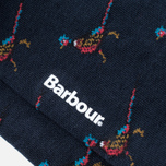 Barbour Mavin Men's Socks Navy/Pheasant photo- 2