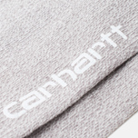 Мужские носки Carhartt WIP Bi-Colored Invisible Fog Heather фото- 2