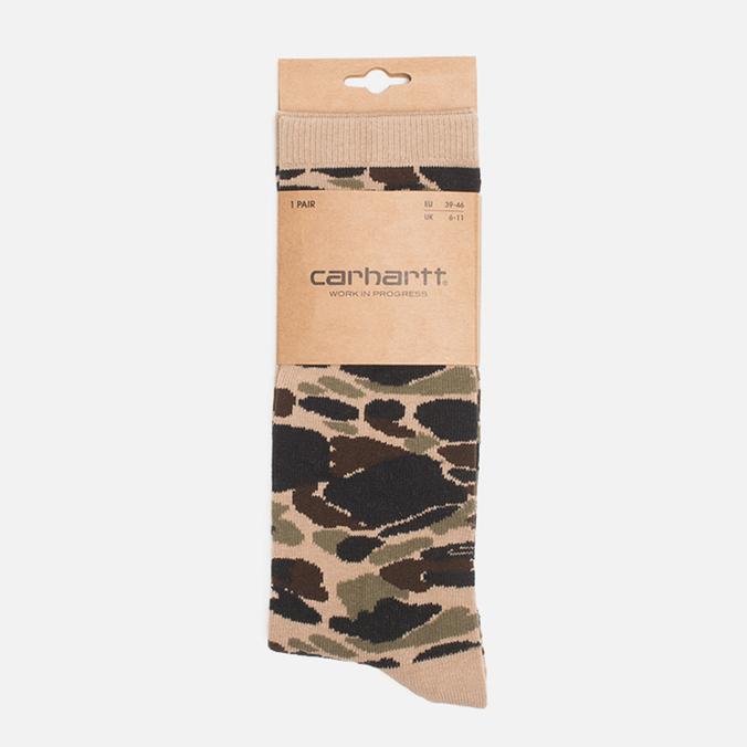 Мужские носки Carhartt WIP Gilbert Camo Isle