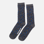Carhartt WIP Gilbert Leopard Socks Eclipse photo- 1
